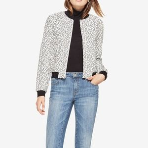 Bcbgmaxazria Kenneth bomber jacket